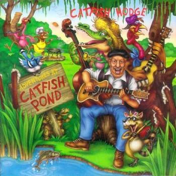 Album Cover Adventures at Catfish Pond